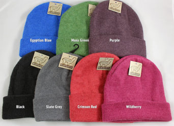 Alpaca Winter Cap