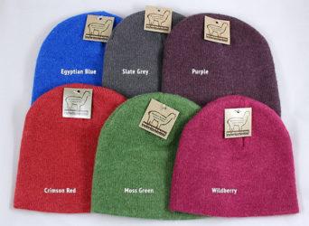 alpaca beanies - unisex winter hat