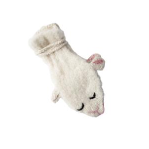 lamb mittens