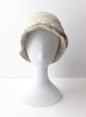 Hand made wool hat