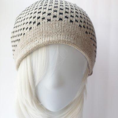 Alpaca and bamboo unisex hat