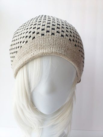 Alpaca and bamboo unisex hat