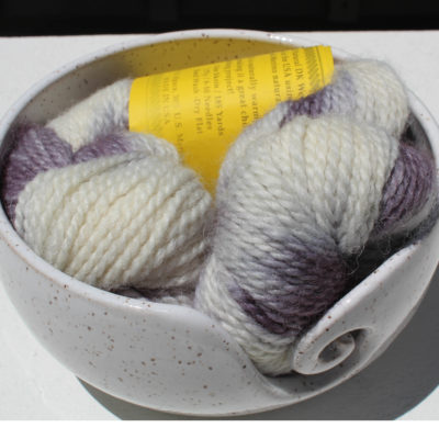 wool and alpaca yarn