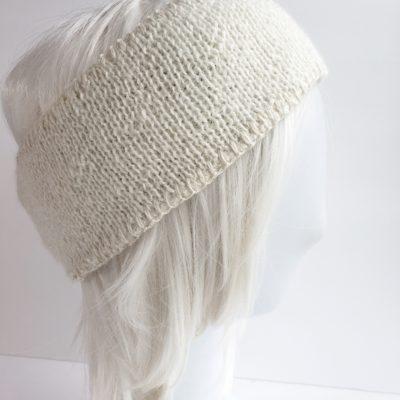 U.S. Grown Alpaca Fiber Headband