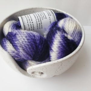 Twisted Iris Hand Painted Yarn