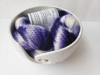 Twisted Iris Hand Painted Yarn
