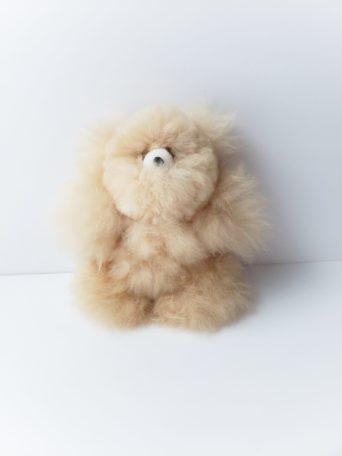 Teddy Bear made from alpaca plush