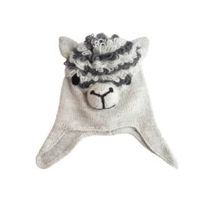 childrens alpaca hat