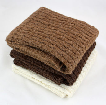 Baby Blanket Made From Alpaca