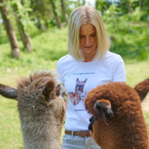 Lilymoore Farm is a woman owned alpaca farm